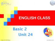 English powerpoint: Simple Present