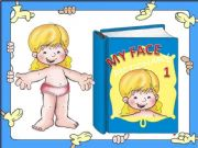 English powerpoint: My face 1 /with sounds/