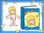 English powerpoint: My face 2 / with sounds/
