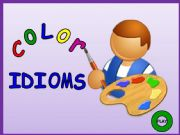 English powerpoint: Color Idioms - Part 01