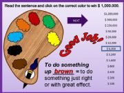 English powerpoint: Color Idioms - Part 02