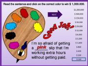 English powerpoint: Color Idioms - Part 03