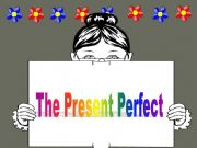 English powerpoint: The Present Perfect