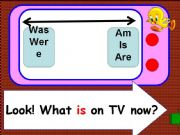 English powerpoint: simple past-was and were part 2