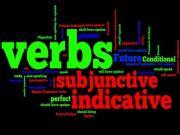 English powerpoint: Verbs