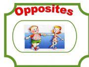 English powerpoint: OPPOSITES