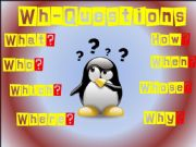 English powerpoint: QUESTIONS: WH-QUESTIONS PRESENTATION PART 1/3