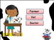 English powerpoint: Jobs Game ( part 2 )
