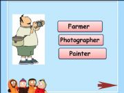 English powerpoint: Jobs Game ( part 3 )