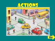 English powerpoint: ACTIONS - GAME (3)