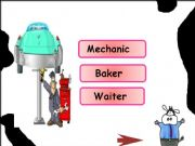 English powerpoint: JOBS Game ( part 4 )