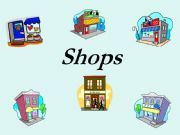 English powerpoint: Shops