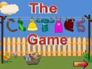 English powerpoint: The clothes game 1