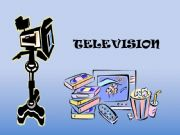 English powerpoint: television