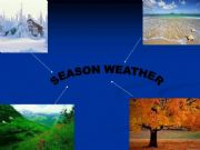 English powerpoint: seasons, months and weather