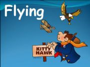 English powerpoint: Flying