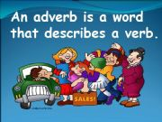 English powerpoint: Adverbs