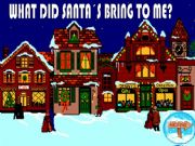 English powerpoint: WHAT DID SANTA´S BRING TO ME? (ANIMATED)