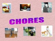 English powerpoint: Chores