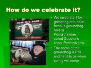 English powerpoint: Groundhog day 2