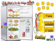 English powerpoint: What´s on the fridge? (part2)