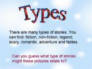 English powerpoint: stories(part 2)