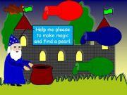 English powerpoint: making magic
