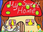 English powerpoint: Bunny´s home