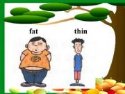 English powerpoint: Compare and contrast using funny pics