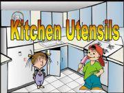 English powerpoint: Kitchen Utensils