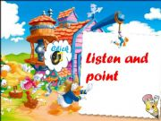 English powerpoint: NUMBERS 1-10 /sounds/