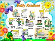 English powerpoint: Daily Routines