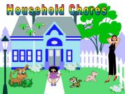 English powerpoint: Household Chores