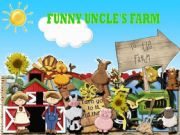English powerpoint: FUNNY UNCLE´S FARM (game)