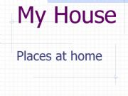 English powerpoint: The parts of the house