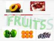 English powerpoint: FRUITS