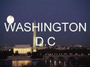 English powerpoint: WASHINGTON D.C