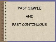 English powerpoint: Past Simple vs. Past Continuous