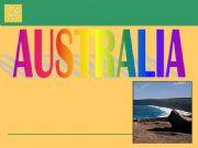 English powerpoint: Australia