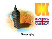English powerpoint: The UK (geography)
