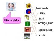 English powerpoint: Drinks
