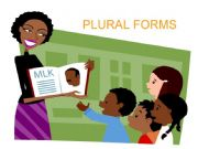 English powerpoint: Plural Forms