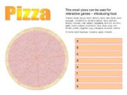 English powerpoint: Pizza