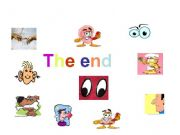 English powerpoint: Our Five Senses - The End