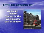 English powerpoint: LONDON - THE CAPITAL OF THE UK  (PART 2)
