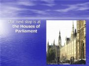 English powerpoint: LONDON - THE CAPITAL OF THE UK (PART 3)