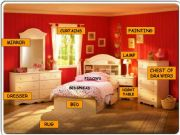 English smartboard lessons the bedroom for Bedroom furniture vocabulary