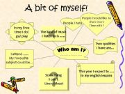 English powerpoint: Getting to know the students