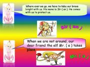 English powerpoint: Articles ( a- an ) / part 3
