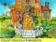English powerpoint: COUNT DRACULA´S MANSION